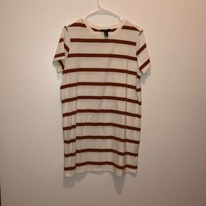 Forever 21 t-shirt dress, never worn (no tags)